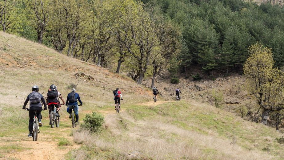 MTB Clinic No Limits Biking